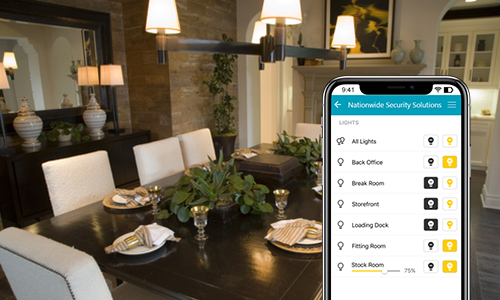 Home Automation by Envision Security