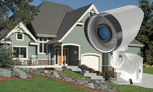 Security Cameras for commercial and residential properties